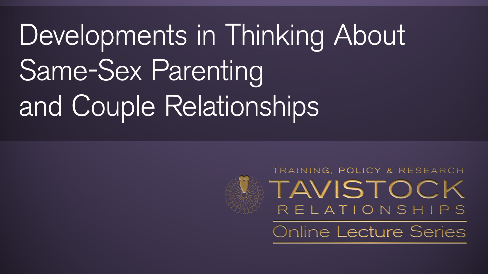 Developments in Thinking About Same-Sex Parenting Thumbnail