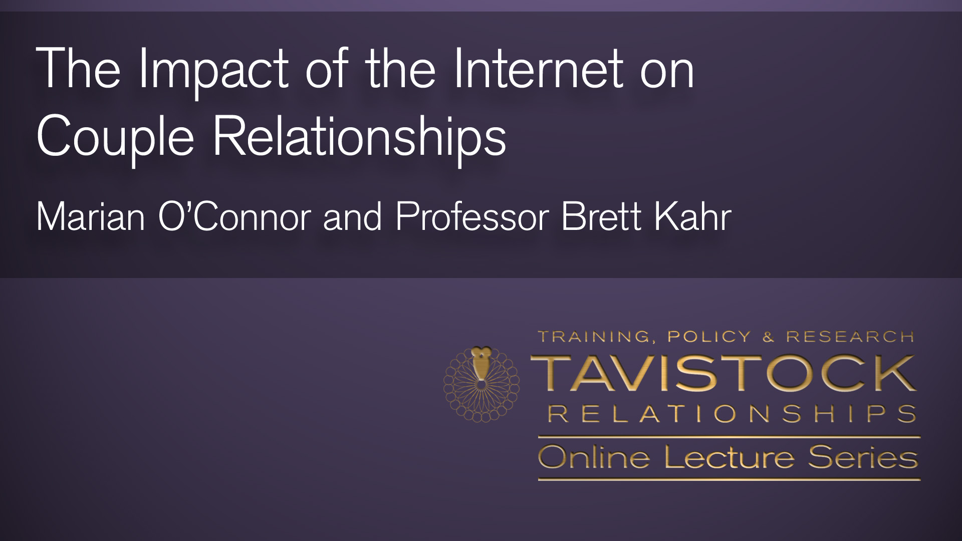The Impact of The Internet on Couple Relationships Thumbnail