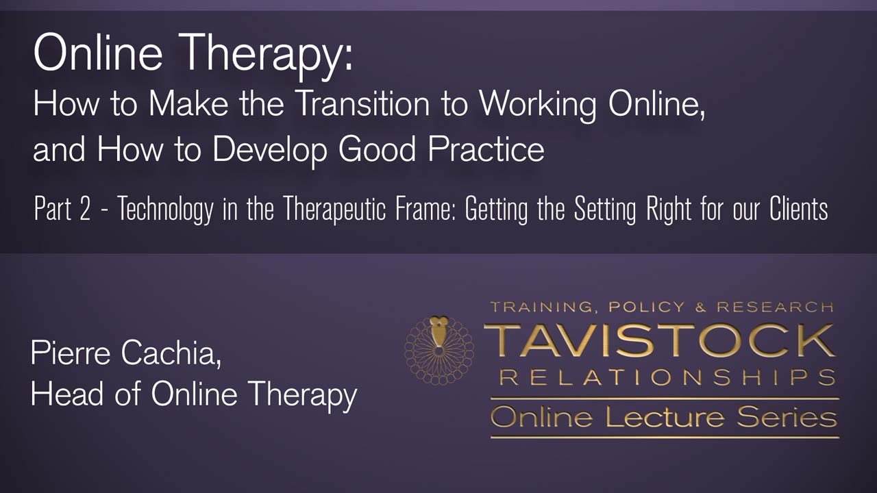 Online Therapy Part 2 Video Thumbnail